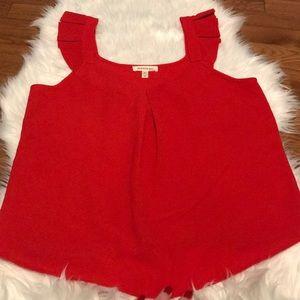 Red hot summer shirt!